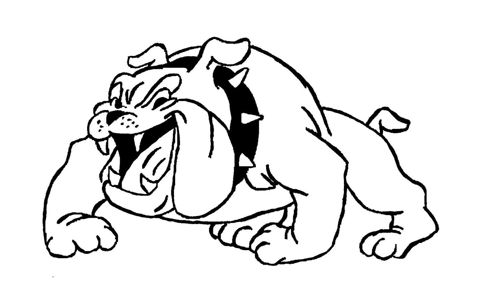 Smooth dog 03