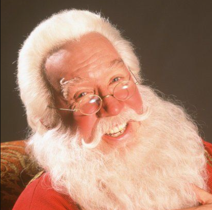 Tim Allen as Santa Claus