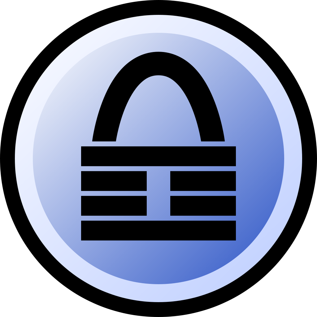 File:KeePass icon.svg - Wikipedia