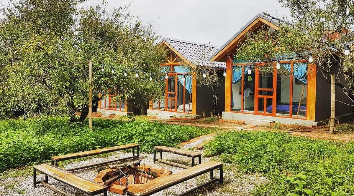 Mama's house Moc Chau