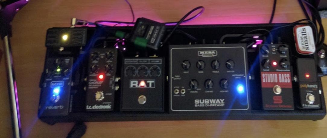 bass pedal