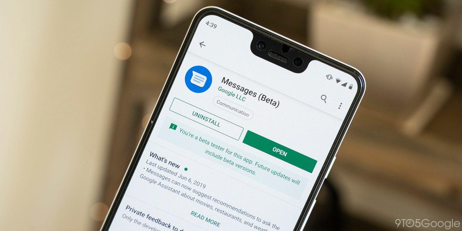 Image result for Message's beta version