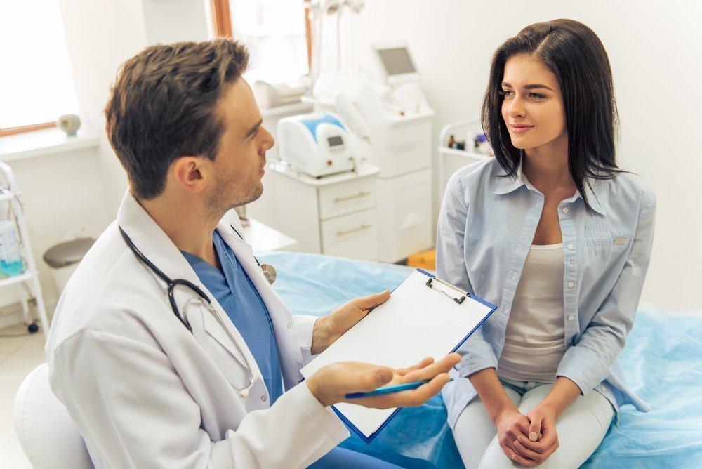 Онлайн видео у врача