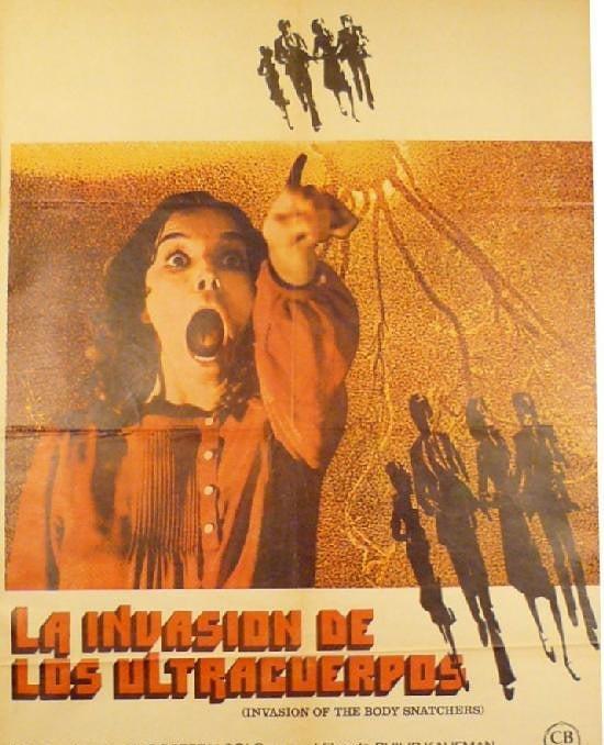 La invasión de los ultracuerpos (1978, Philip Kaufman)