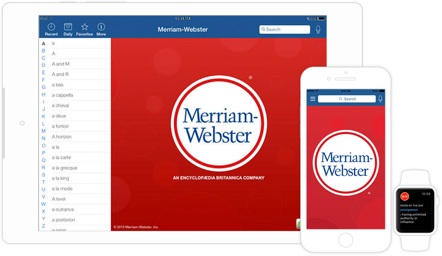 Dictionary and Word Game Apps | Merriam-Webster