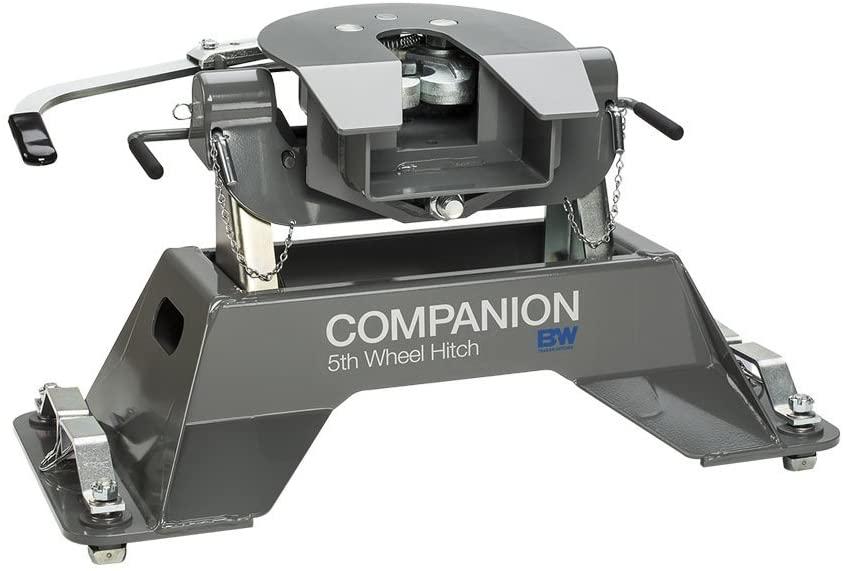companion 5th wheel hitch
