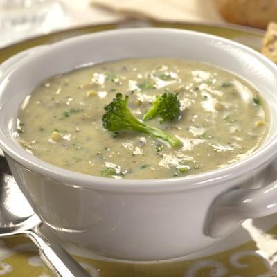 gluten free broccoli soup