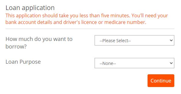 quick cash online application options