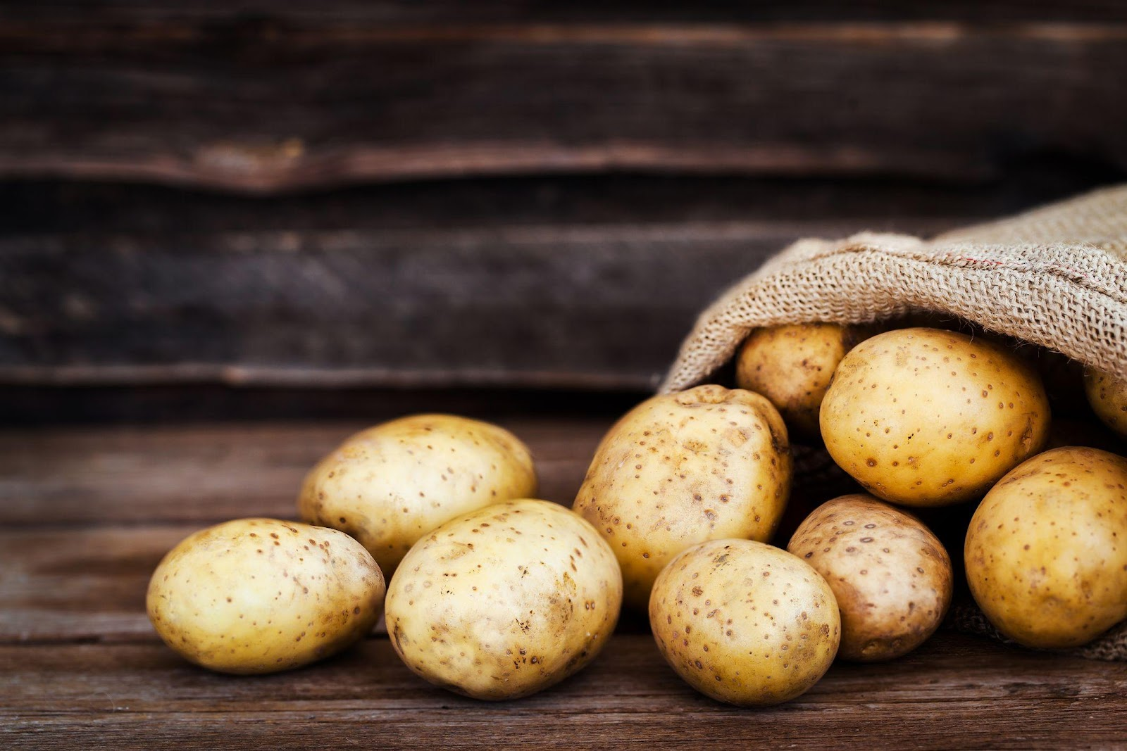 food storage tips of potatoes