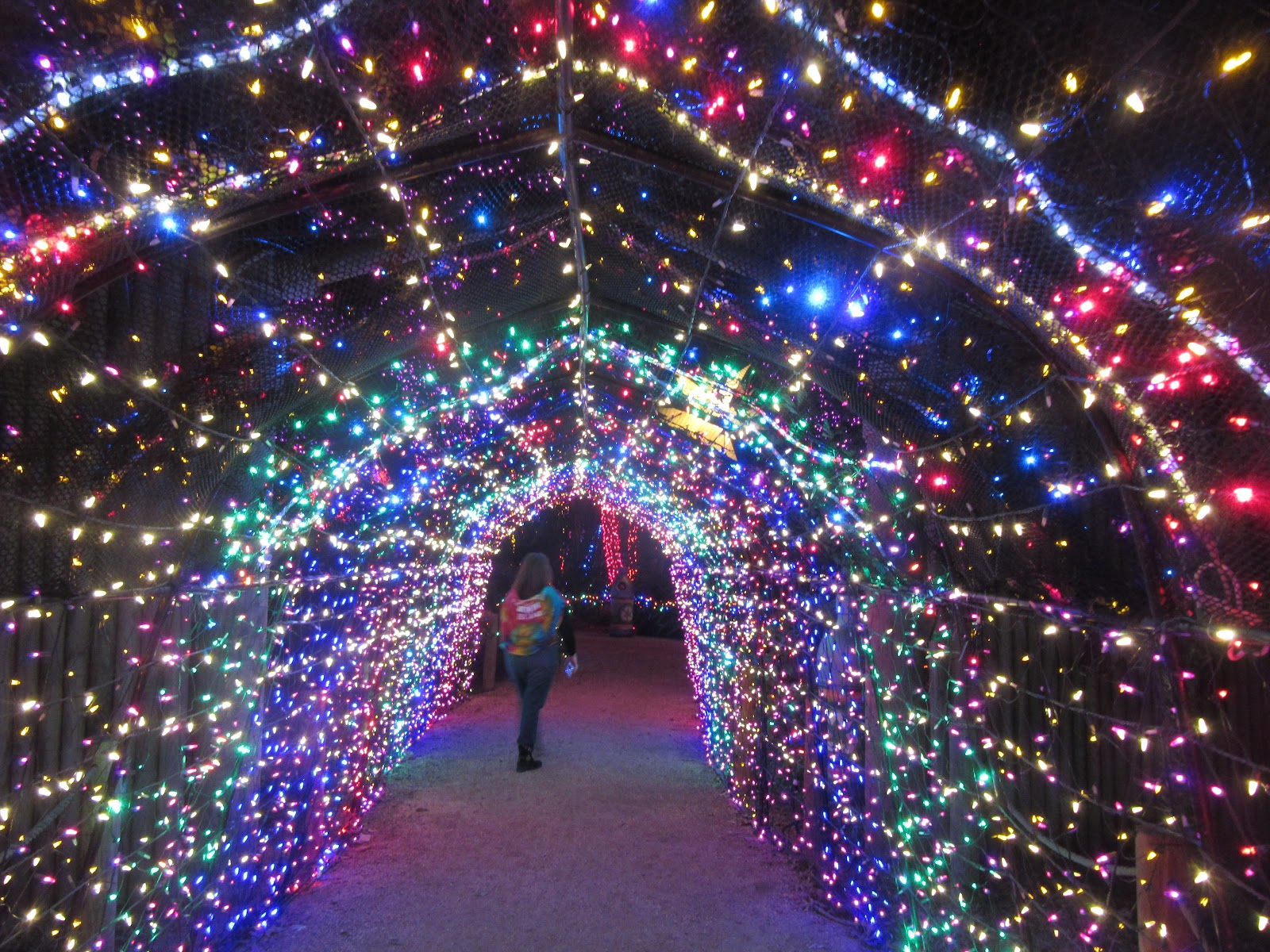 Good The Katy Texas Blog : Almost Wordless Wednesday : Zoo Lights At Houston Zoo