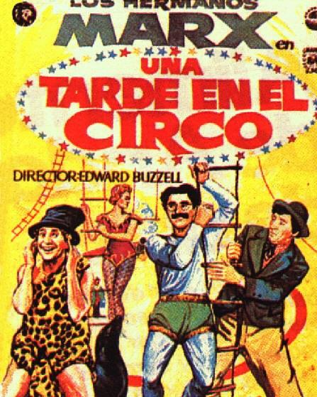 Una tarde en el circo (1939, Edward Buzzell)