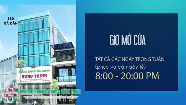 Địa chỉ bệnh viện phòng khám nam khoa ở đâu uy tín tốt nhất Hà Nội