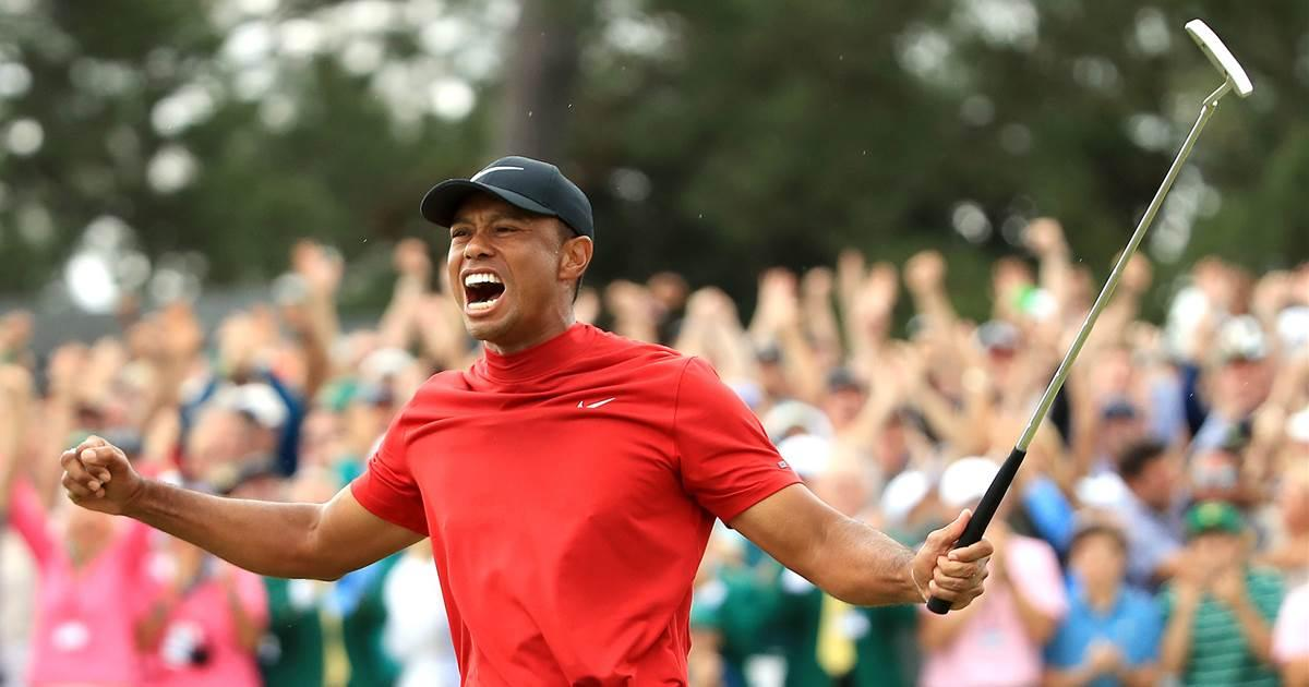 Tiger Woods' Masters title was impressive. But athletic ...