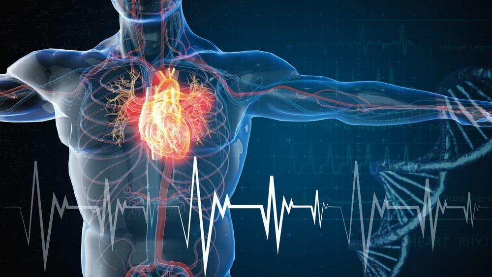 Falta de ar e cansaço excessivo são sintomas de insuficiência cardíaca. (Fonte: Shutterstock)