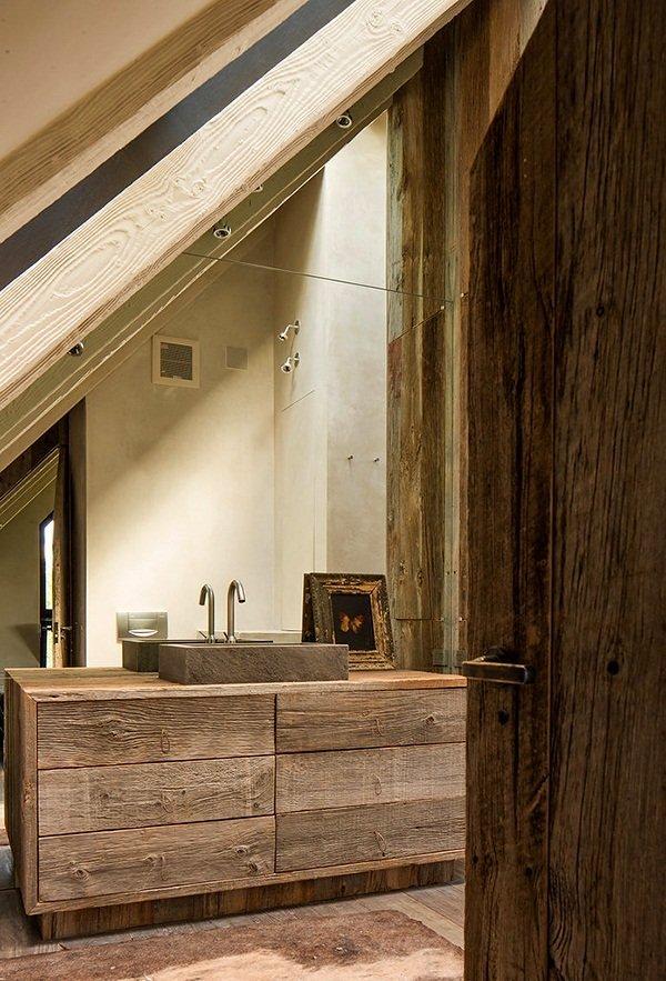Baños Rusticos Bonitos:Dosis Arquitectura: Baños rústicos Increíblemente hermosos