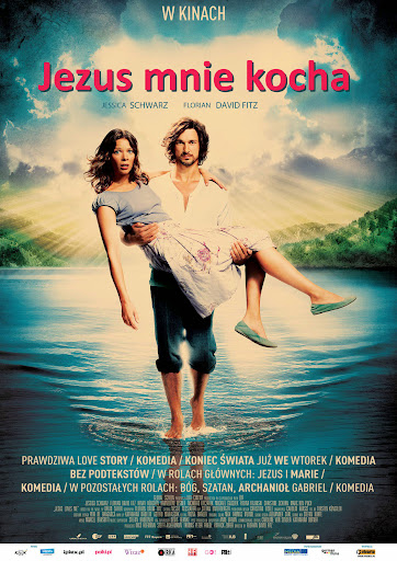 Polski plakat filmu 'Jezus Mnie Kocha'