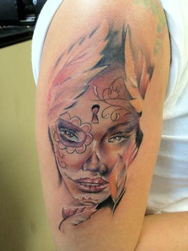 Tattoo - Magazine cover