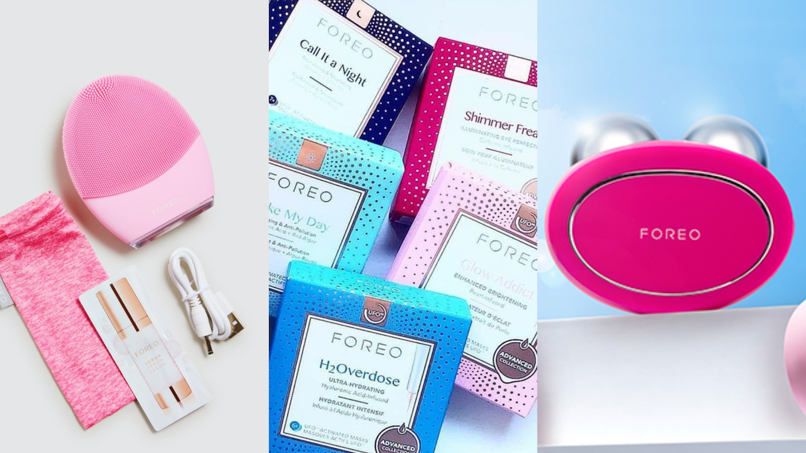 Valentine's Day gifts for sale from Foreo