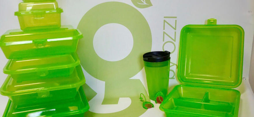 Ozzi Reusable To-Go Containers