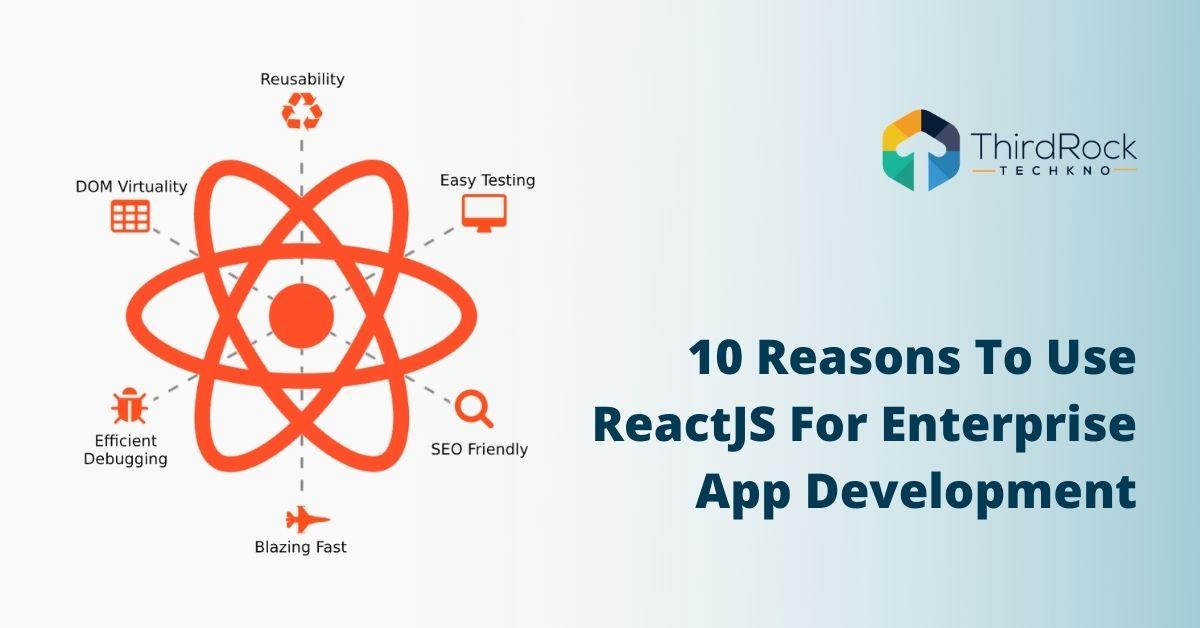 ReactJS for Enterprise app development
