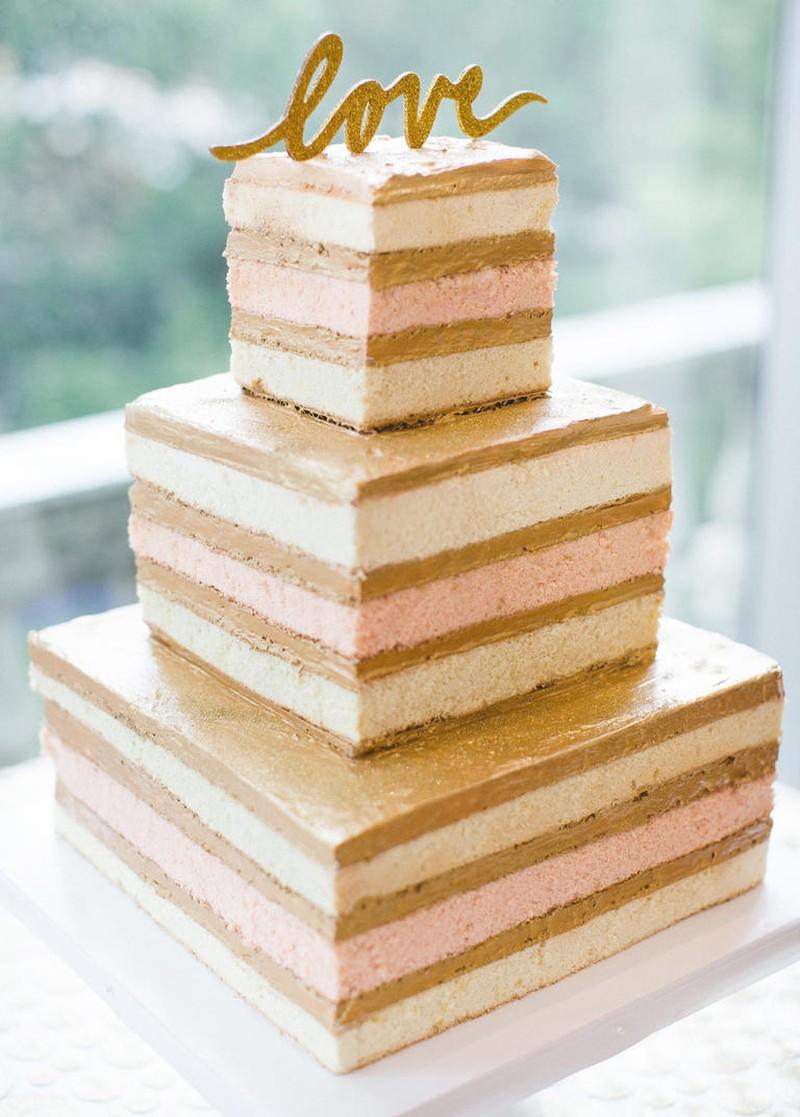 nhà hàng tiệc cưới TPHCM Riverside chia sẻ mẫu bánh cưới đẹp 3