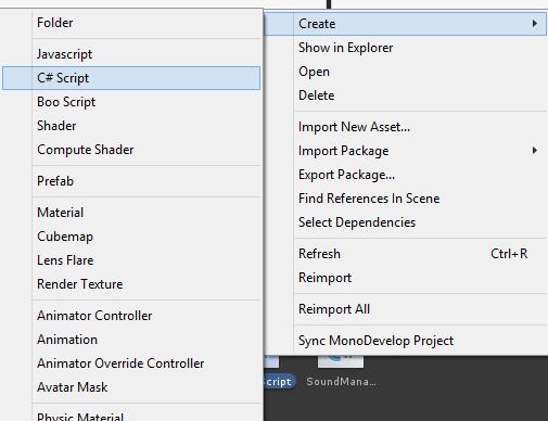 CreateSimpleScript