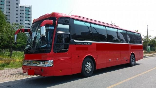 Cho thuê xe 45 chỗ ngồi tại TPHCM
