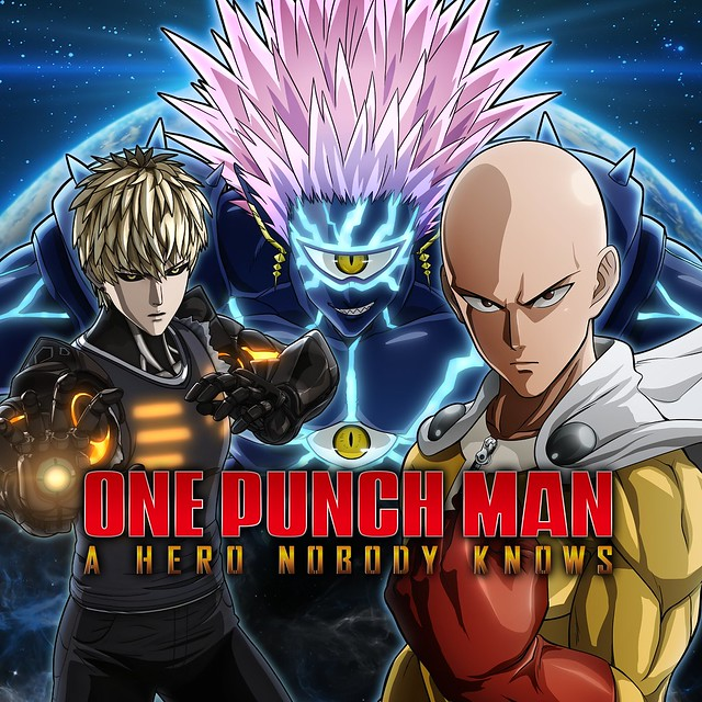 One Punch Man - A Hero Nobody Knows