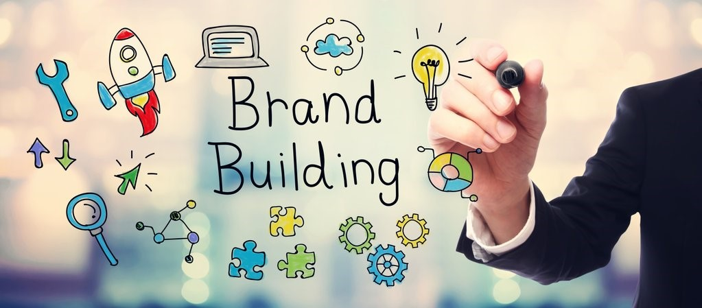 What is Brand building