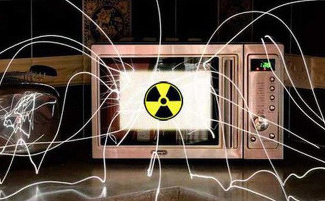 Lò vi sóng của bạn có thể rò rỉ tia phóng xạ ra ngoài