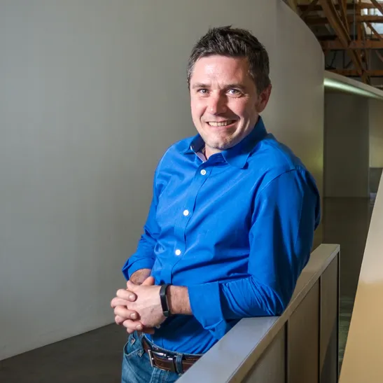 Founder and CEO of Revedy, Colin Carvey