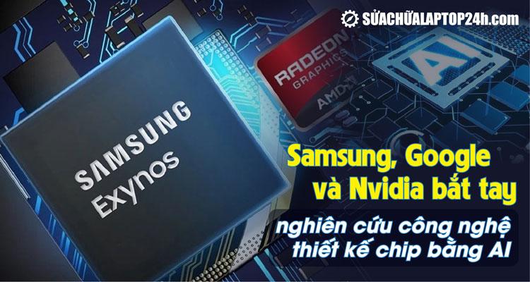 Vi xử lý Samsung Synopsys được thiết kế bằng công nghệ AI