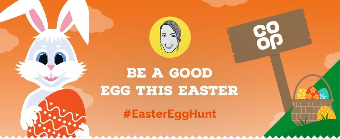 Image result for Co Op : Good Egg Campaign