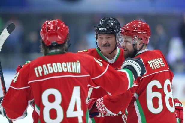 Nhà độc tài Lukashenko vẫn hay quảng bá hình ảnh của mình là một người thân thiện, gần gũi quần chúng