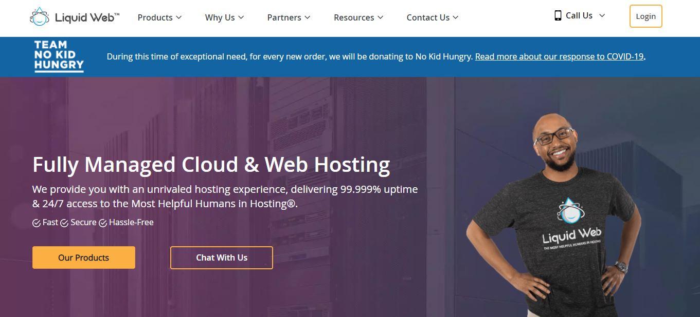 Liquid Web Windows Cloud Services