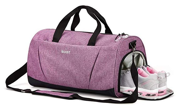 Women's workout bag