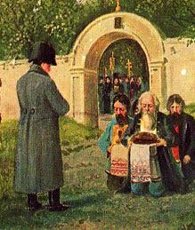 Грабеж в Москве 1812 года