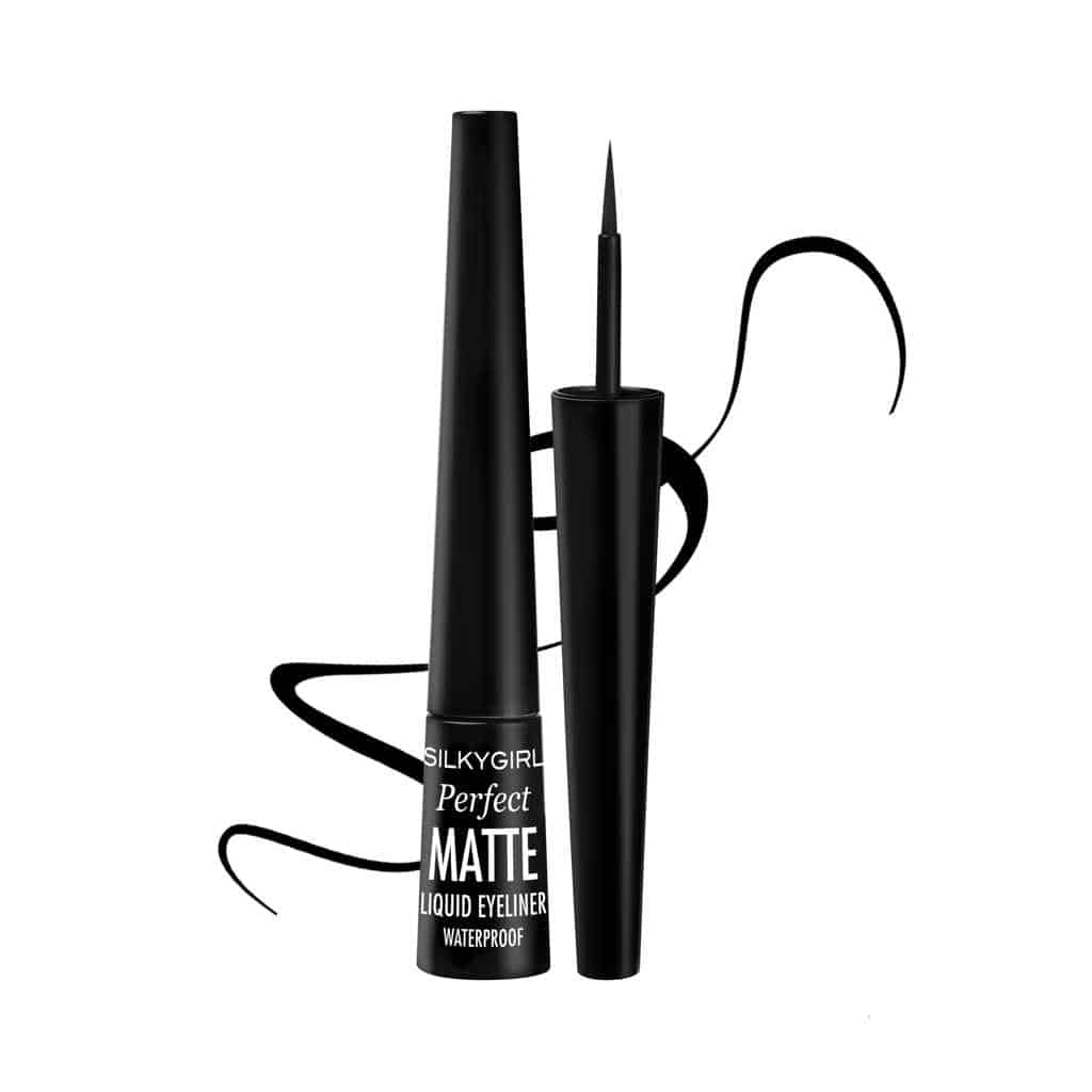 Silkygirl Perfect Matte Liquid Eyeliner