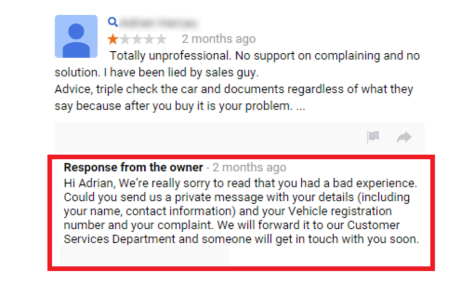 How to Respond to Google My Business Reviews (with Examples) | LOCALiQ