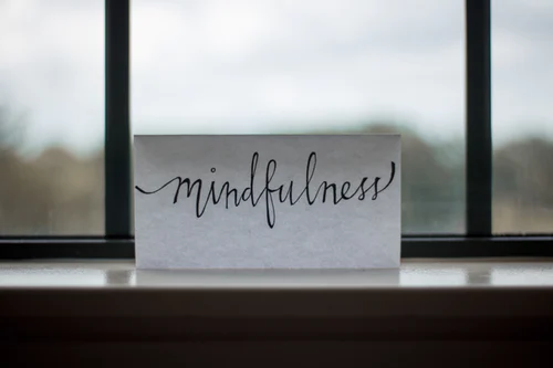 DBT Mindfulness Exercises (list)