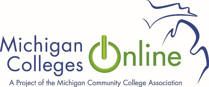 Michigan Colleges Online Logo