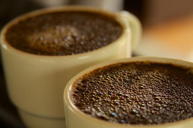 Fresh Colombian coffee!