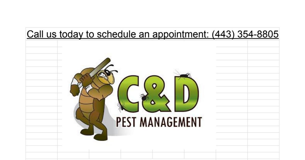 Thumbnail for Exterminator Glen Burnie MD (443) 354-8805