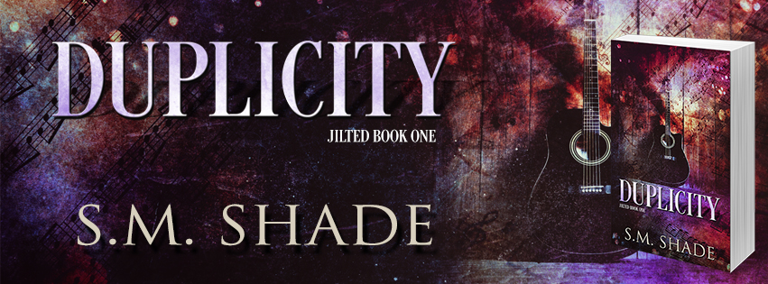 DUPLICITY by SM Shade @authorSMShade ‏@BookSmacked #newrelease #review #mustread #nowavailable #unratedbookshelf