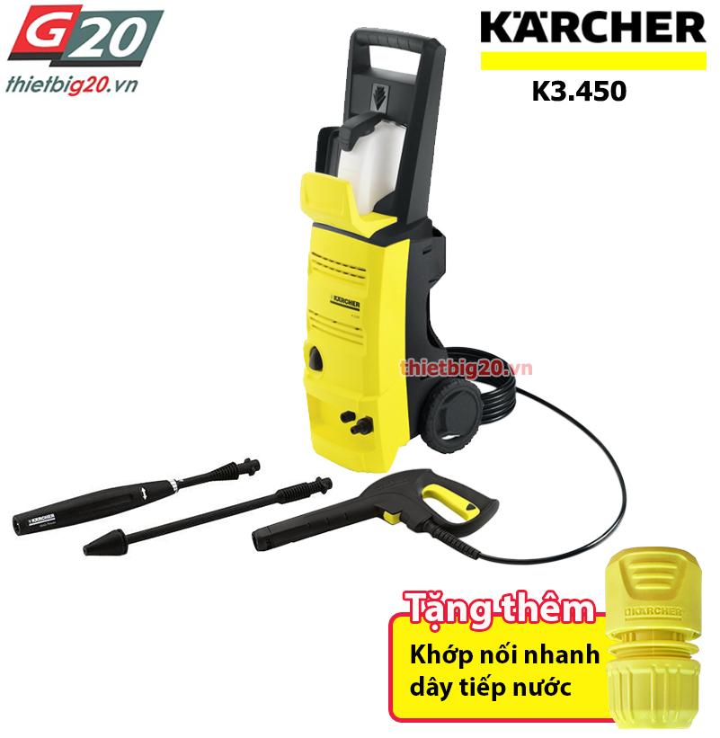 Tại sao nên sử dụng máy phun nước mini Karcher - 221191
