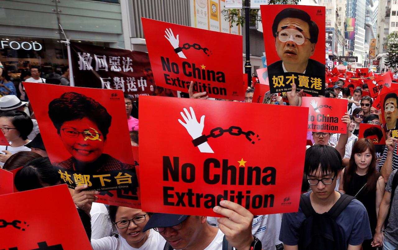 ¡Las protestas en Hong Kong ganan reconocimiento internacional!