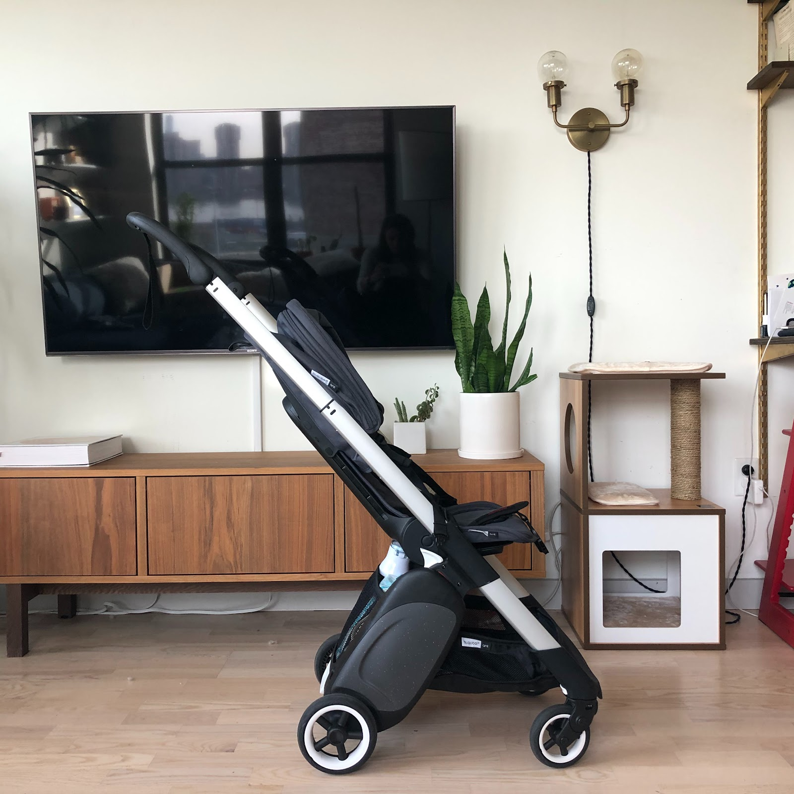 bugaboo ant stroller review: recline