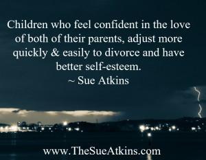 self esteem and divorce