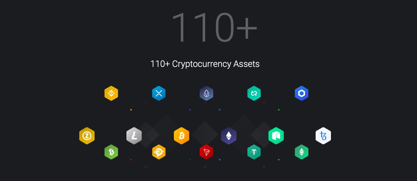 Exodus Wallet Supported Coins