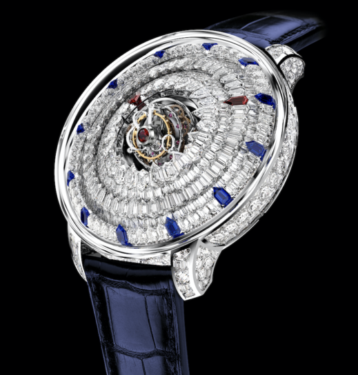 артинки по запросу Jacob & Co Mystery Twin Central Tourbillons